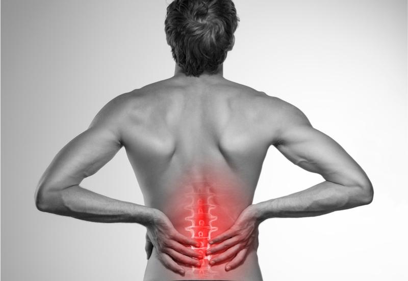 Rückenschmerzen, Lumbago